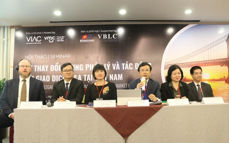 """Qúa nhiều """"bẫy"""" tranh chấp M&A ở Việt Nam, tránh bằng cách nào?"""