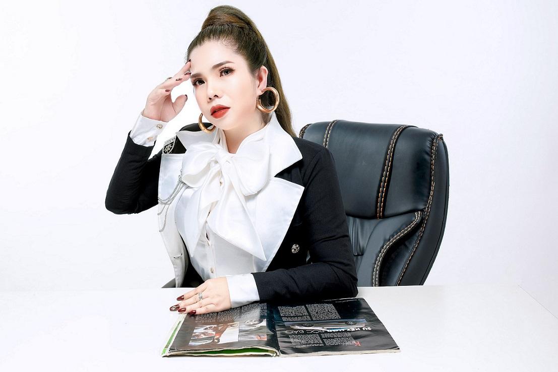 Chị Lương Thị Xuân mong muốn mang lại vẻ đẹp cho chị em phụ nữ