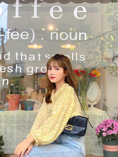 Mẫu ảnh Nguyễn Thu Trang