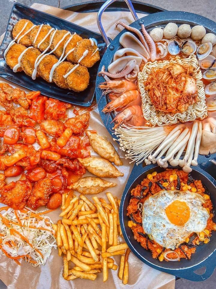 5 tiệm ăn Hàn Quốc giao tận nơi được lòng food blogger Hà Nội