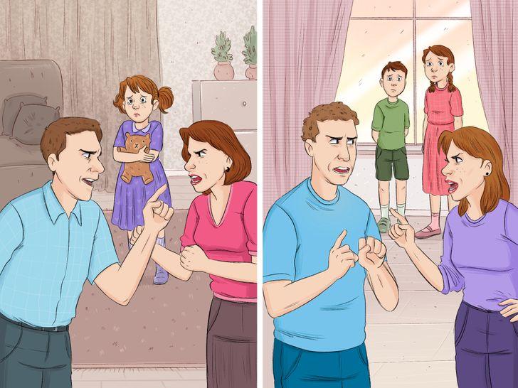 10 sai lầm trong việc nuôi dạy trẻ dẫn đến hậu quả sau này