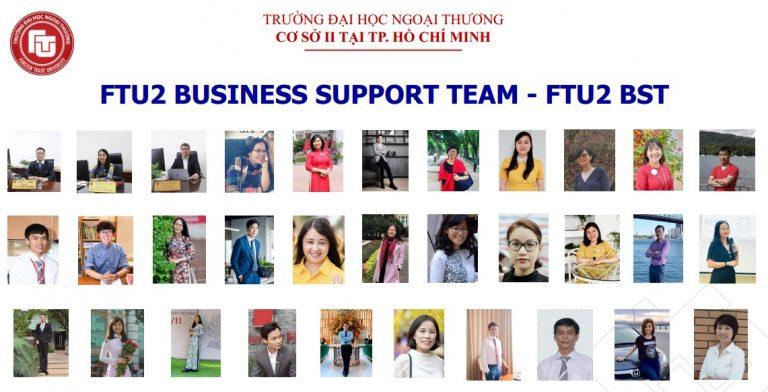 Tiếp sức doanh nghiệp vượt qua đại dịch: Cơ sở II trường Đại học Ngoại thương  ra mắt Chương trình hỗ trợ, tư vấn, đồng hành cùng doanh nghiệp  – FTU2 Business Support Teams